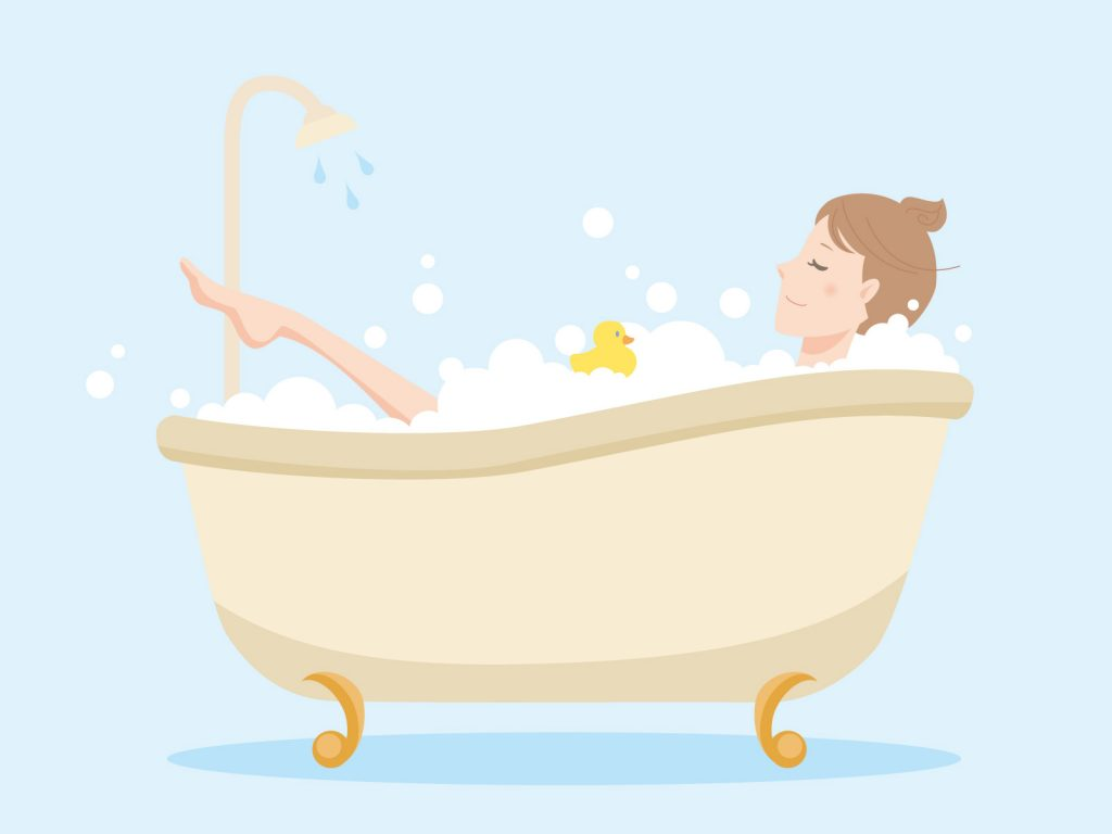 お風呂で使える